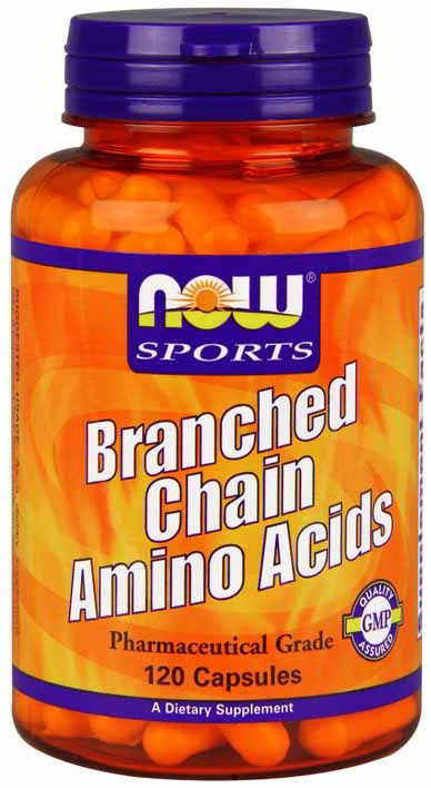 Branched Chain Amino Acids, 120 Cap