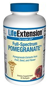 Pomegranate Full-Spectrum, 30 softgels