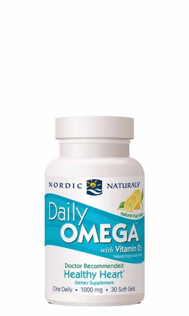 Daily Omega, 30 Softgels