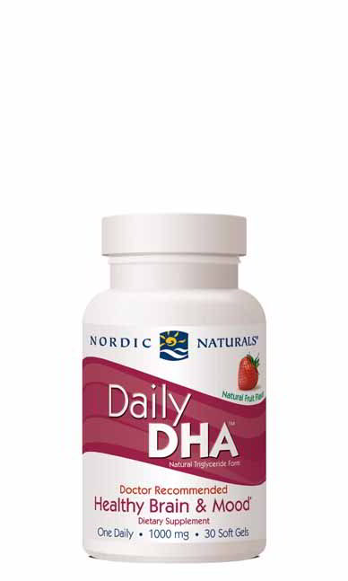 Daily DHA, 30 Softgels