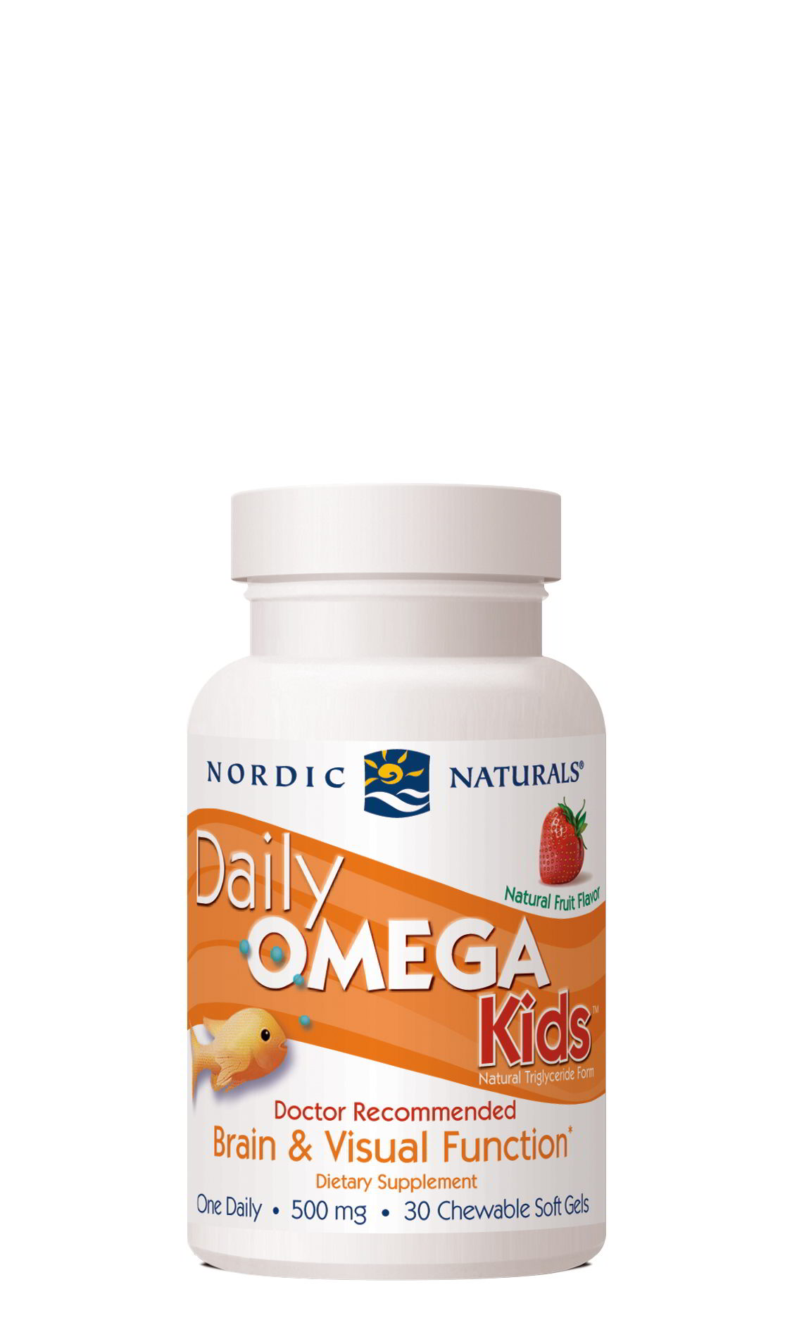 Daily Omega Kids, 30 Softgels