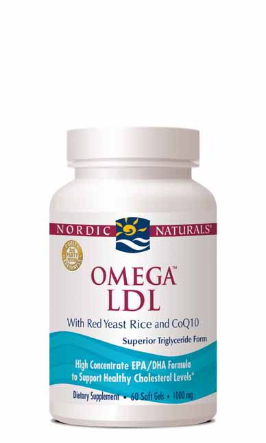 Omega LDL, 60 Softgels