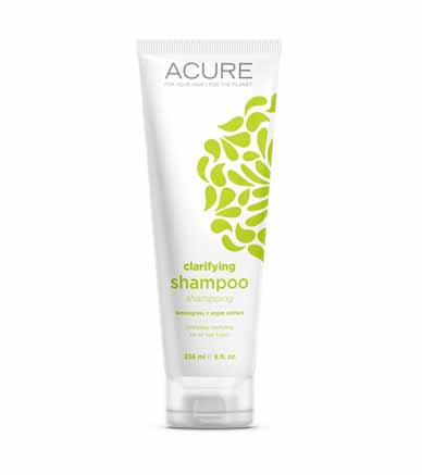 Shampoo Lemongrass + Argan Stem Cell, 12 oz