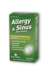 Allergy & Sinus Non-Drowsy, 60 Tab - Click Image to Close