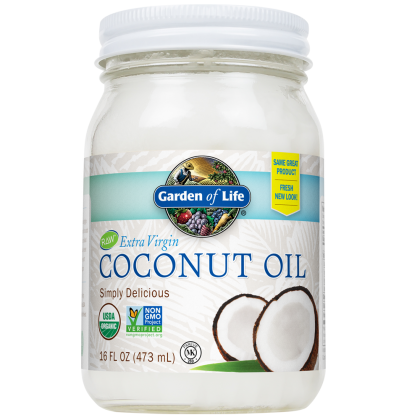 Organic Virgin Coconut Oil , 16 oz