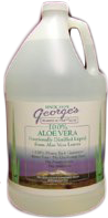 Aloe Vera George's 100% Liquid, 1 Gallon