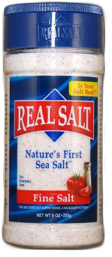 Real Salt, 10 oz