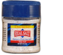 Real Salt, 2 oz