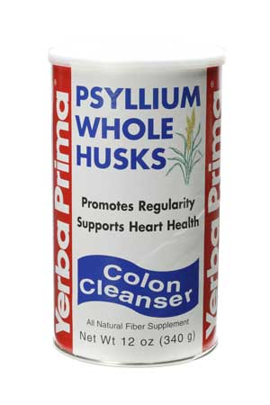 Psyllium Whole Husks, 12 oz