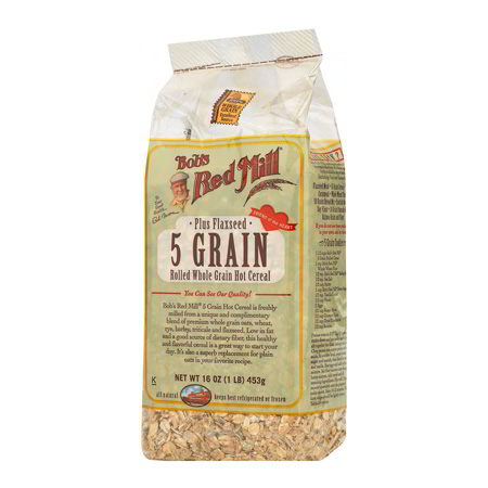 5 Grain Rolled Cereal, 16 oz