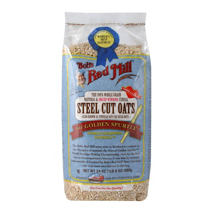 Steel Cut Oats, 24 oz