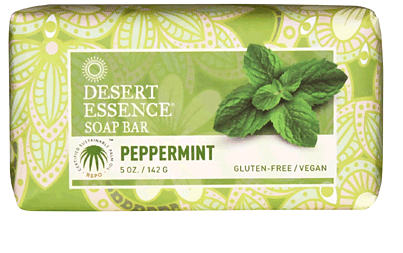 Peppermint Soap Bar, 5 oz