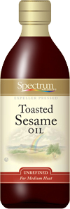Sesame Oil Toasted, 8 fl oz