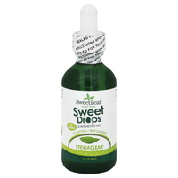 SweetLeaf Sweet Drops, 4 fl oz