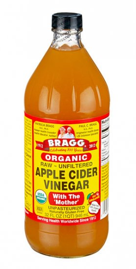 Apple Cider Vinegar Organic, 32 oz