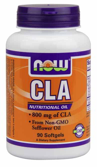 CLA (Conjugated Linoleic Acid) 800 mg, 90 Softgels
