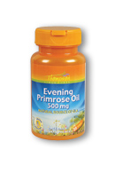 Evening Primrose Oil 500 mg, 30 Softgels