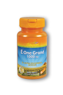 Vitamin E One Grand 1000 iu, 30 Softgels