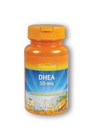 DHEA 50mg, 60 Caps