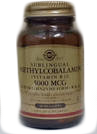 Methylcobalamin (Vitamin B12) 5000 mcg, 60 Nuggets