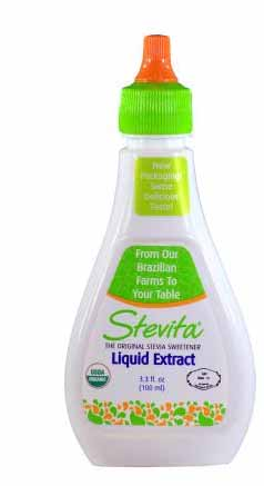 Stevita Liquid Extract, 3.3 fl oz