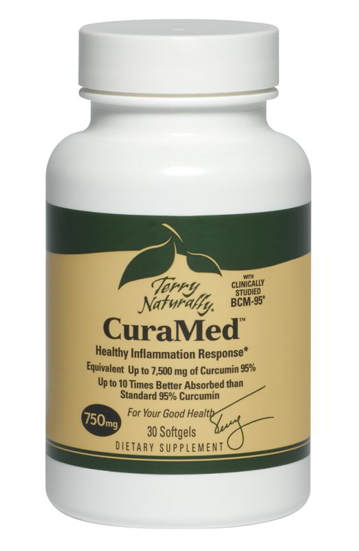 CuraMed 750 mg, 30 Softgels