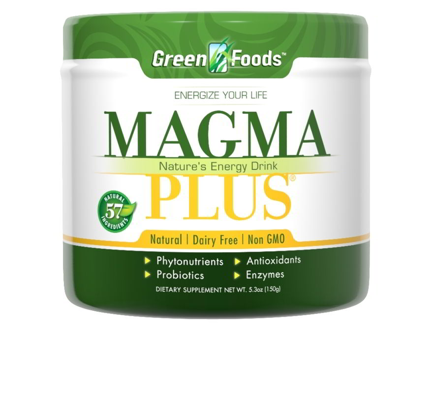 Magma Plus, 5.3 oz
