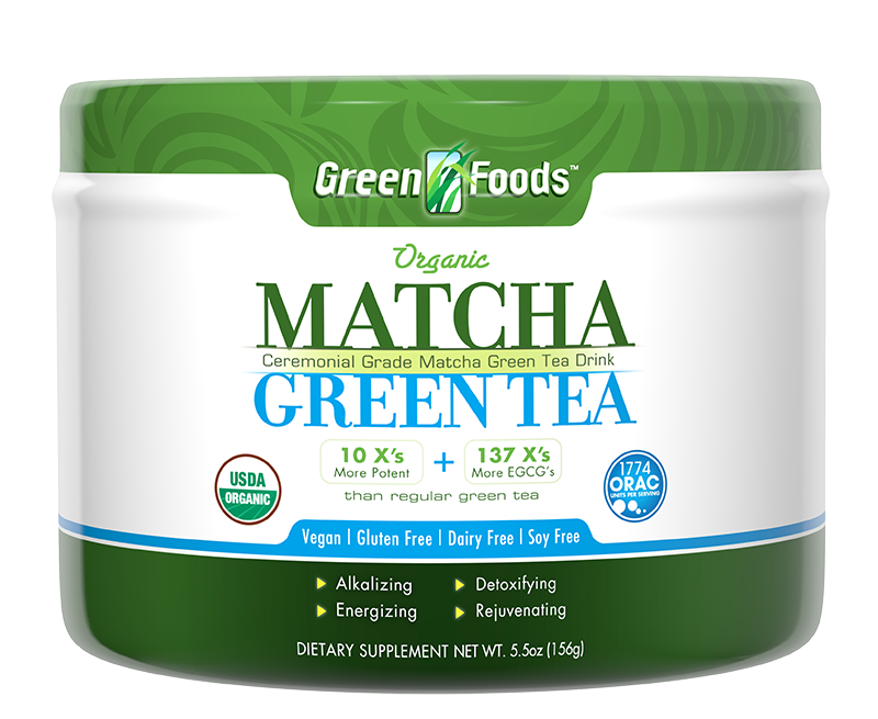 Matcha Green Tea, 5.5 oz