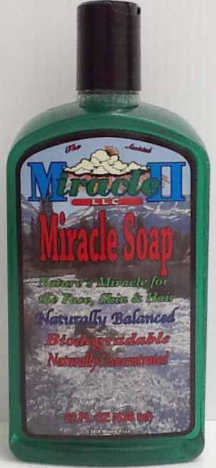 Miracle II Soap, 22 oz