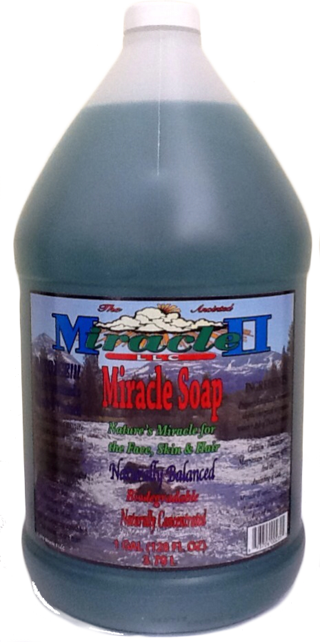 Miracle II Soap, 1 gal