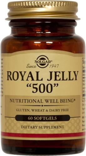 "Royal Jelly ""500"", 60 Softgels"