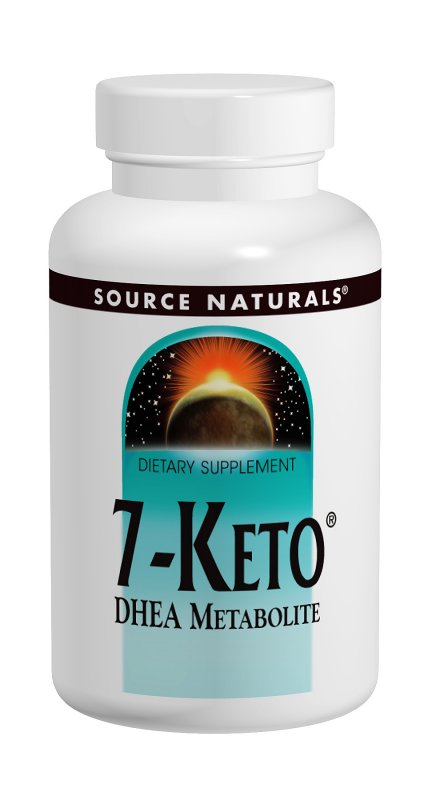 7-Keto DHEA Metabolite 100 mg, 30 Tab - Click Image to Close