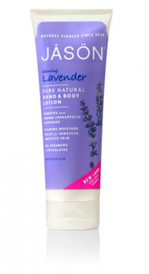 Calming Lavender Hand & Body Lotion, 8 oz