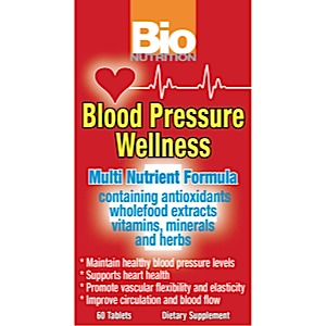 Blood Pressure Wellness, 60 Tabs