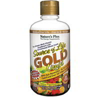 Source of Life GOLD Liquid - Tropical Fruit, 30 fl. oz