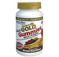 Source of Life GOLD Adult Multi, 60 Gummies