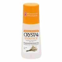 Crystal Essence Roll-On - Chamomile & Green Tea, 2.25 fl oz