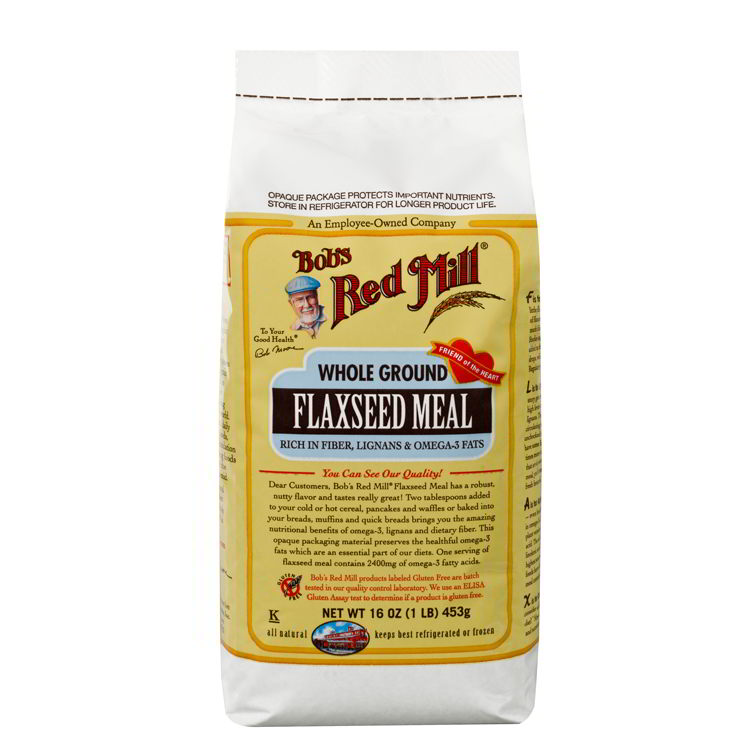 Flaxseed Meal, 16 oz