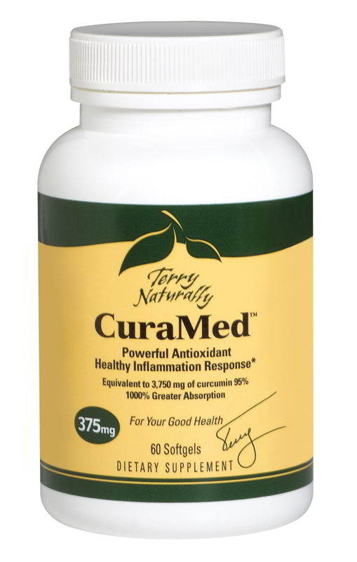 CuraMed 375 mg, 60 Softgels