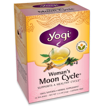 Woman's Moon Cycle, 16 Tea Bags 1.12 oz