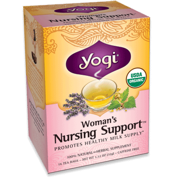 Woman's Nursing Support, 16 Tea Bags 1.12 oz