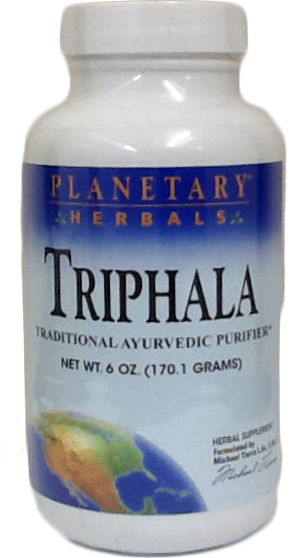 Triphala Powder, 6 oz