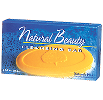 Natural Beauty Cleansing Bar, 3.5 oz