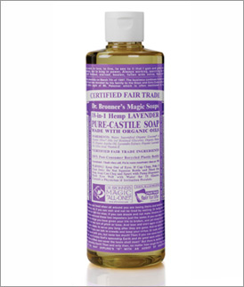 Lavender Liquid Soap, 16 oz.