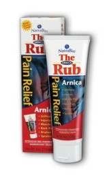 The Arnica Rub, 4 oz