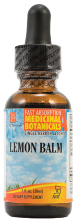 Lemon Balm, 1 oz