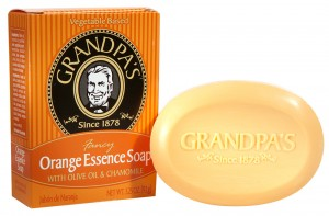 Orange Essence Soap, 3.25 oz