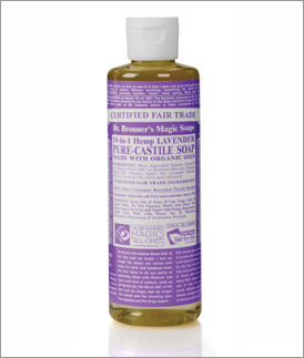 Lavender Liquid Soap, 8 oz.