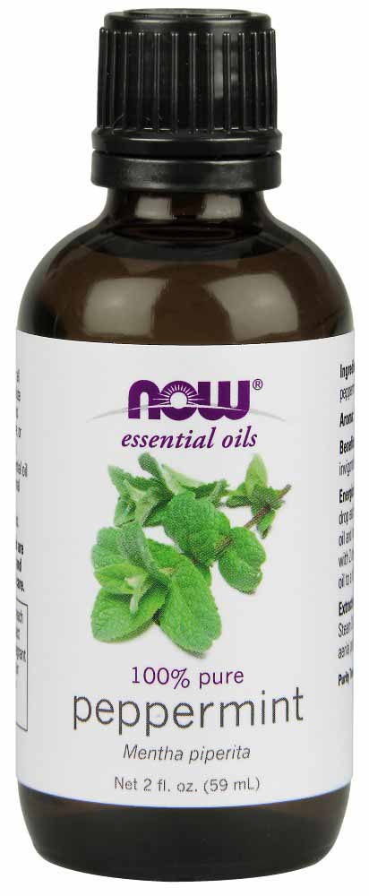 Peppermint Oil, 2 oz
