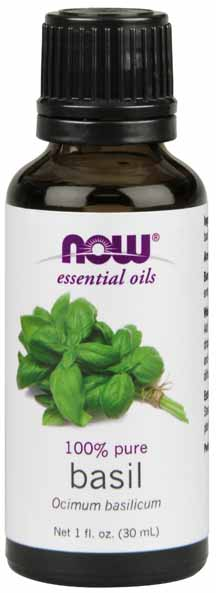 Basil Oil, 1 oz